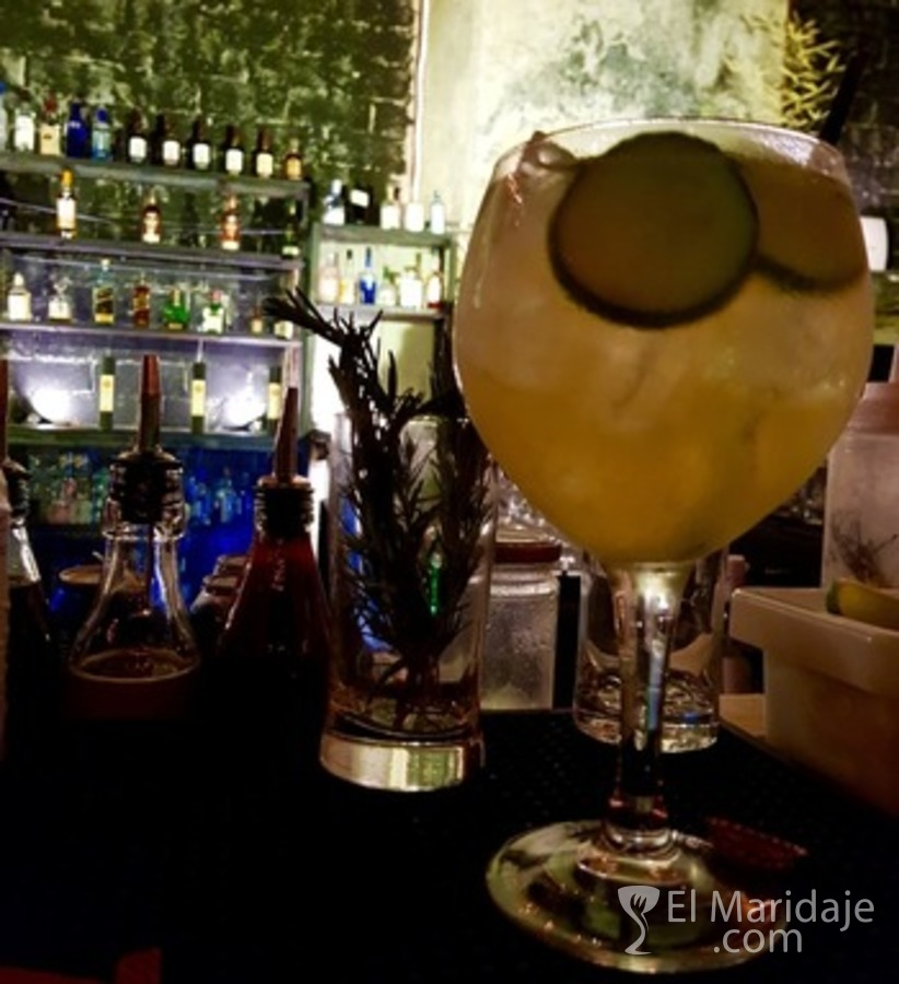 elmaridaje.com - Otra noche maridando en el Casco con Tomillo